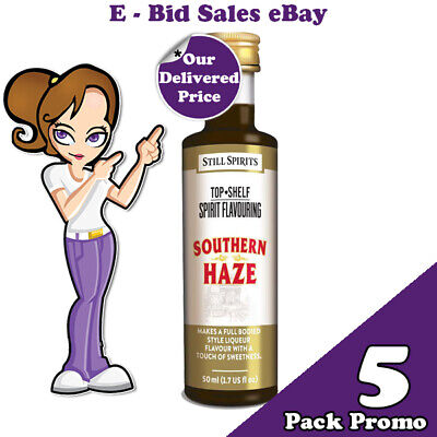 Southern Haze - Comfort Style Spirit Essence x 5 Pack Promo @ $44.99 * Del