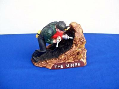 Mt. Hope  *the Miner* Decanter 1982 Limited Edition