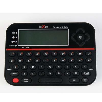 Rec Zone Password Safe Organizer Protect all your Passwords and Identity New!