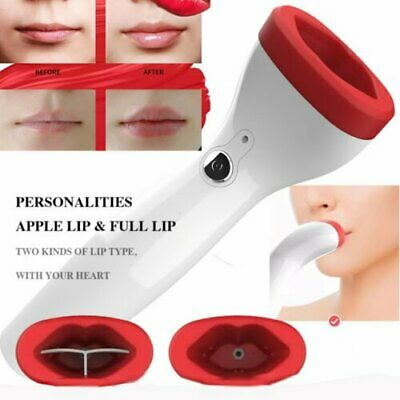 Electric USB Rechargeable Silicone Lip Beauty Instrument Device Lip Plumper