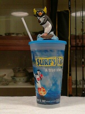 Surf'S Up Movie Cup Topper Figure  2007