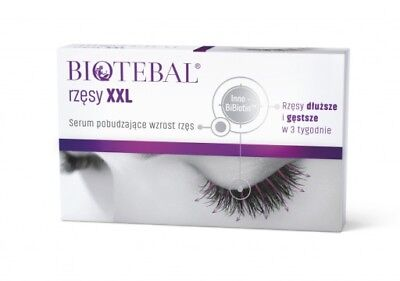 BIOTEBAL  serum  wimpern  3ml XXL