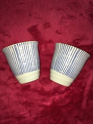 Chinese Handless Cups