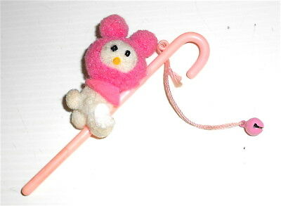 MY MELODY 80s Sanrio Japan Christmas deco mascotte - deco Natale stick