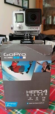 Gopro Hero 4, Hero Sessions and Action Bike Cam 3 Cameras in total
