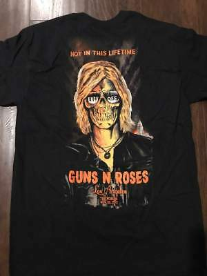 Guns N Roses Xl Shirt Duff The Forum Los Angeles Last One Official Merch