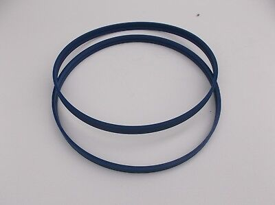 2 BLUE MAX BAND SAW TIRES AND THRUST BEARING SET FOR SKIL HD3640 BAND SAW