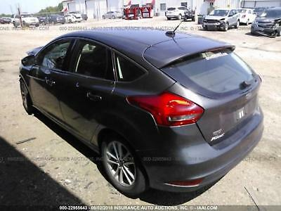 13 14 15 Ford Focus Hatchback Driver Roof Airbag Only Lh Side Roof Airbag