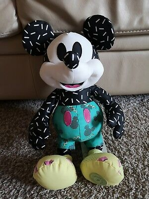 Mickey Mouse Memories September 18 Plush Limited Edition UK Disney Store