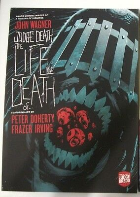 Judge Death 2000AD The life and death of... Graphic novel