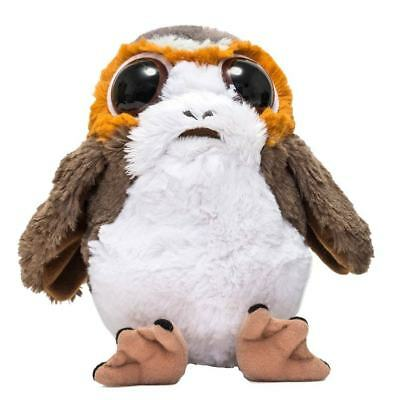 15-25CM Star Wars Porg Plush Toy The Last Jedi Porg Bird Stuffed Doll