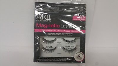 (3 Pack) ARDELL MAGNETIC DOUBLE DEMI WISPIES BLACK LASHES