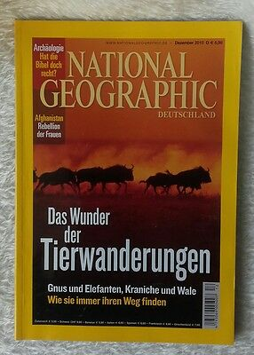 National Geographic 10/2010