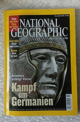 National Geographic 11/2007