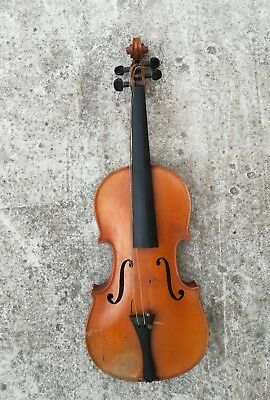 Violon Ancien Violino Old Violin Mirecourt
