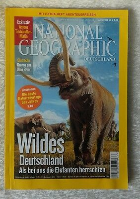National Geographic 04/2010