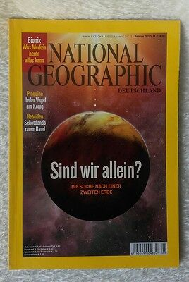 National Geographic 01/2010