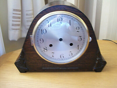 Vintage clock case only no movement