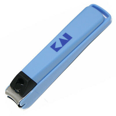 KAI Nail Clipper Catcher TOP QUALITY Stainless Steel Made in Japan Pink or Blue