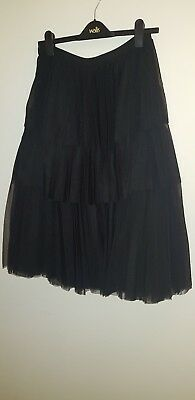 ASOS Tulle layered Skirt Size 10