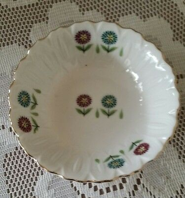 Vintage Fine China Dish Gilded Pattern 3046 Made in Japan