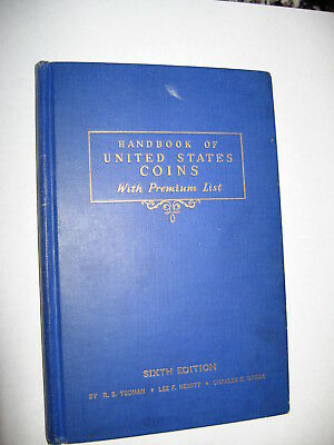 "1948 ""BLUEBOOK"" 6th  EDITION BY R. S. YEOMAN"