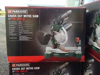 Parkside Cross Cut Mitra Saw