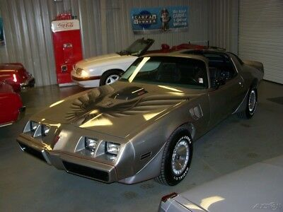 Pontiac Trans Am T-TOP 10TH SILVER ANNIVERSARY LIMITED EDITION 1 OF 7500 UPER ULTRA NICE RESTORED 7.4L 455 4BBL CUSTOM READY FOR SHOW OR CRUISE DUTY GEM