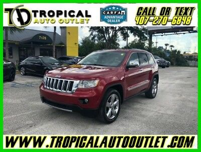 Jeep Grand Cherokee Overland 2011 Overland Used 3.6L V6 24V Automatic 2WD SUV