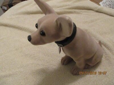 1998 Taco Bell Chihuahua Bobble Head Promotional Item