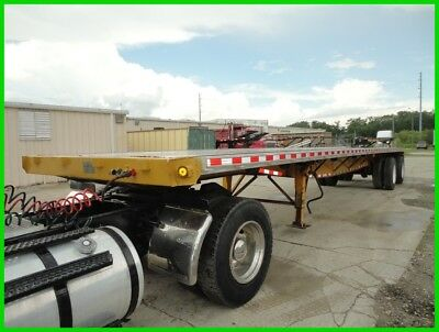 1996 Great Dame Flat Bed combo Used