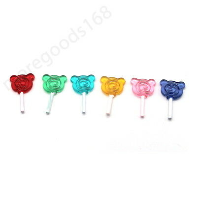 Mini Lollipop Candy 1:12 Dollhouse Simulation Food Miniature Accessory Toy Gift