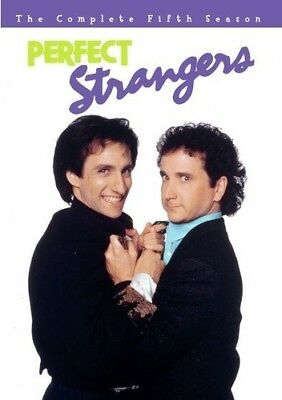 Perfect Strangers: The Complete Fifth Season (2018, DVD NEUF)3 DISC SET
