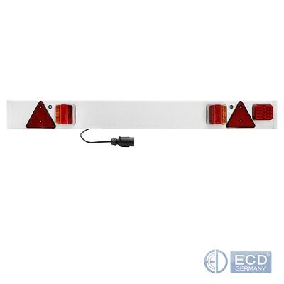 4 feet trailer light board 6 metre cable lightboard fog light towing bike rack