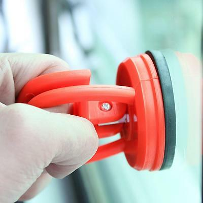 Dent Puller Remover Suction Cup Sucker Clamp Pad Glass Lifter Load 15kg Orange