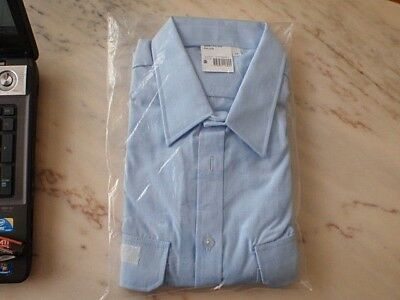 Obsolete Australia Police Officer Shirt with Victoria Police Patches & Ranks
