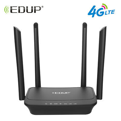 EDUP EP-N9531 N300 300Mbps 2.4GHz WiFi Wireless Router 3G 4G Sim Card Unlocked