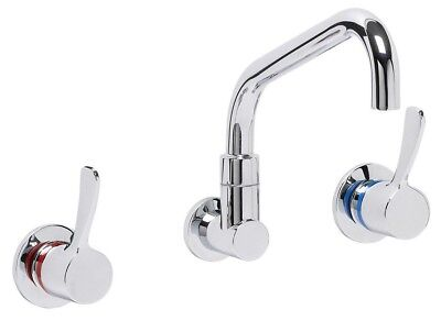 Enware LEV80315 SINK SET Swivel Outlet, Lever Handle *Australian Brand