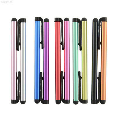 C2DD 0960 10pcs Metal Touch Screen Stylus Pen for Phone Iphone Ipad Tablet Pens