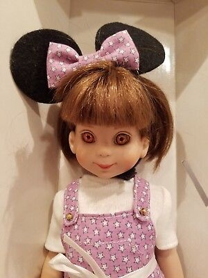 """RARE 1997 Tonner Betsy McCall 14"""" Doll Collector Doll - Disney Mouseketeer IOB"""