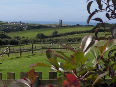 Coastal country cottage for 2. Hartland AONB, Devon. 4 nights Sept: £400.