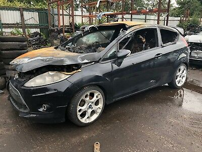 Breaking Ford Fiesta MK7 Zetec S 2010 3dr 1.6 Petrol Spares Parts Wheel Nut