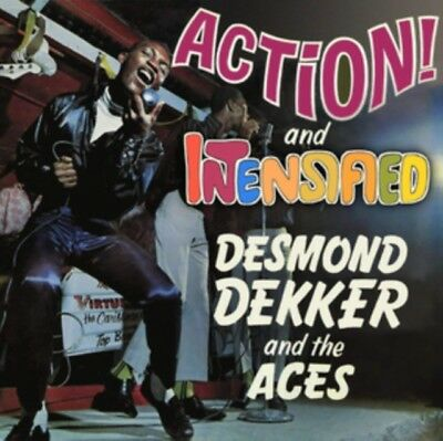 Desmond Dekker And The Aces - Aktion Intensified Expande Neue CD