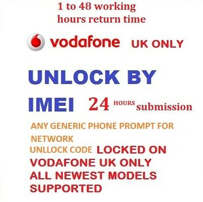 PREMIUM Unlock Code SERVICE For Huawei P20 / P20 Pro - Unlocking VODAFONE UK