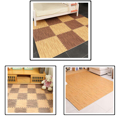 Extra Thick Foam Play Mat Interlocking Floor Tiles For Kids Children Playroom