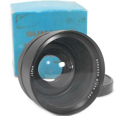 Sunagor Wider 0,6x Macro +8 Wide Angle Converter Series VII Boxed XLNT