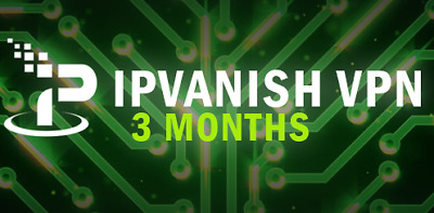 IpVanish VPN  (3 months, 3 months warranty) (VPN account with warranty)
