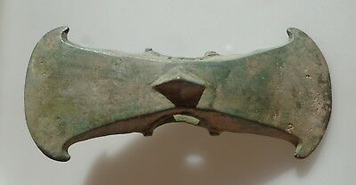 Greek Bronze Double-Headed Axe/LABRYS/ .Circa 4th-2nd C.BC