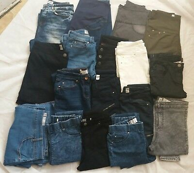 Womens Jeans UK Sizes 6-22 17 Pairs