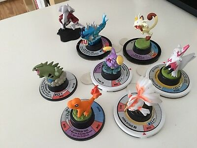 Pokemon Figuren Sammlung Kaiyodo, Next Quest, Tfg, Pokemon Duel, Rar